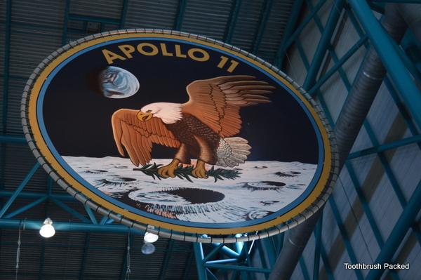 Apollo 11 Badge