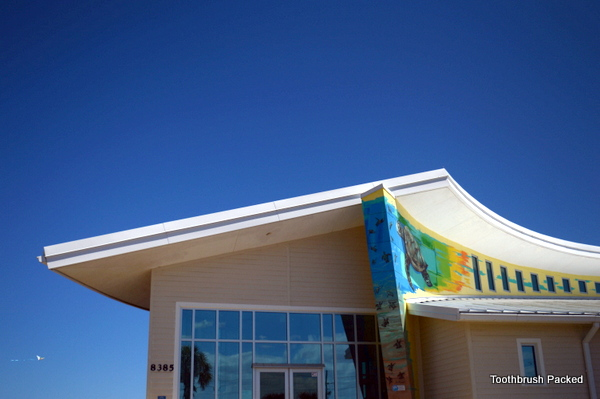 Barrier Island Sanctuary visitor centre