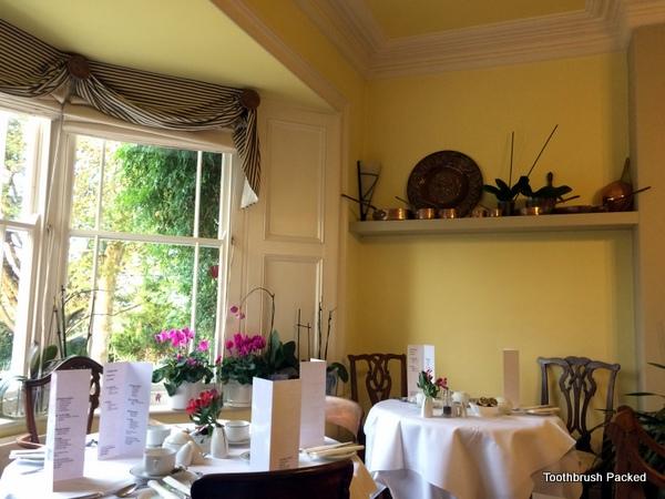 breakfast room kerrington house
