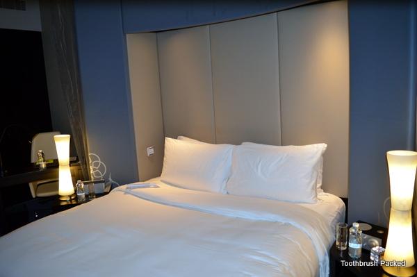 bedroom hotel room doha