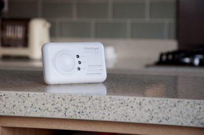 Win a Fire Angel Portable Carbon Monoxide Alarm