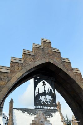 Universal Islands of Adventure and Hogsmeade