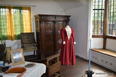A Visit To Hall's Croft in Stratford Upon Avon