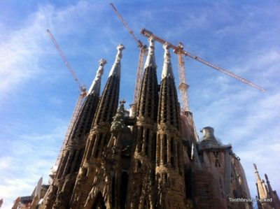 Must-Sees in Barcelona